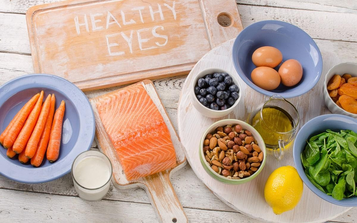 Vision Nutrition: Top 5 Foods to Improve Your Eye Health - LensPure